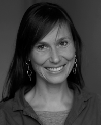 Portræt, Trine Beckett_sort-hvid